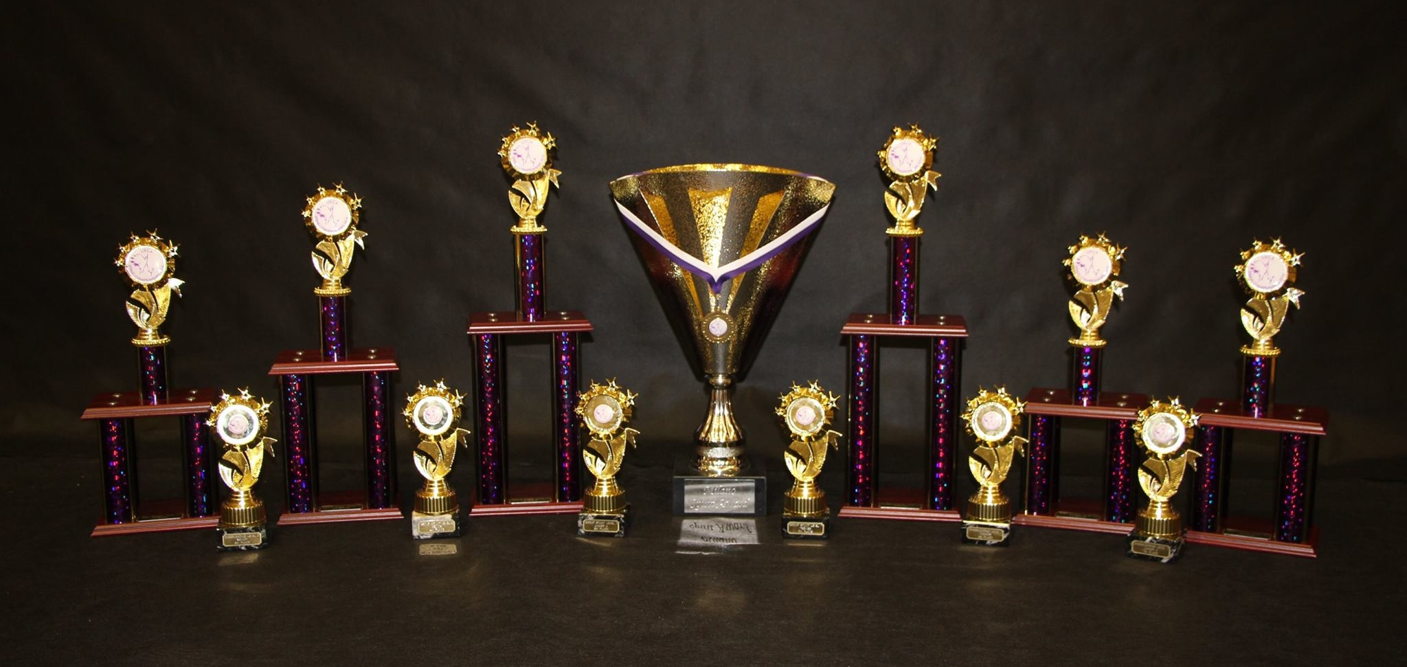 Hearts Trophies